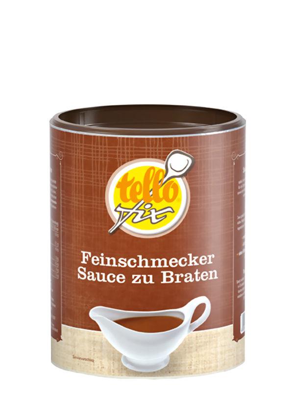 tellofix Feinschmecker Sauce zu Braten Classic