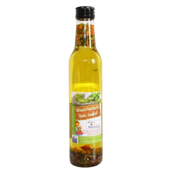 Nudel Gewürzöl – Bärlauch Peperoncino