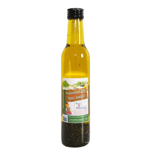 Nudel Gewürzöl – Mediterrane Kräuter